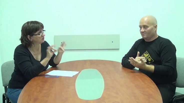Interview with the President of Deaf's National Association from Cluj