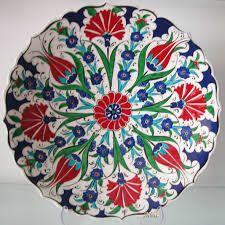 Výsledek obrázku pro osmanli cini motifleri