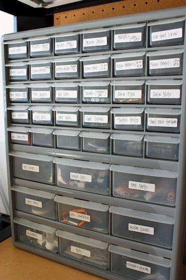 Office Supply Organization Ideas