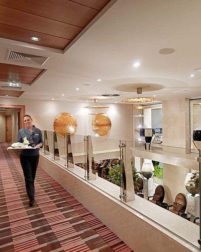 Room Service - Apollon Suites  http://divani-apollonsuites.com/