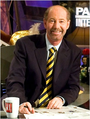 """Happy Birthday: Tony Kornheiser  July 13, 1948 - Anthony Irwin """"Tony"""" Kornheiser is an American sportswriter and former columnist for The Washington Post, as well as a radio and television talk show host. Kornheiser has hosted The Tony Kornheiser Show on radio in various forms since 1992, co-hosted Pardon the Interruption on ESPN since 2001 with Michael Wilbon, and served as an analyst for ESPN's Monday Night Football from 2006-2008.  keepinitrealsports.tumblr.com…"""