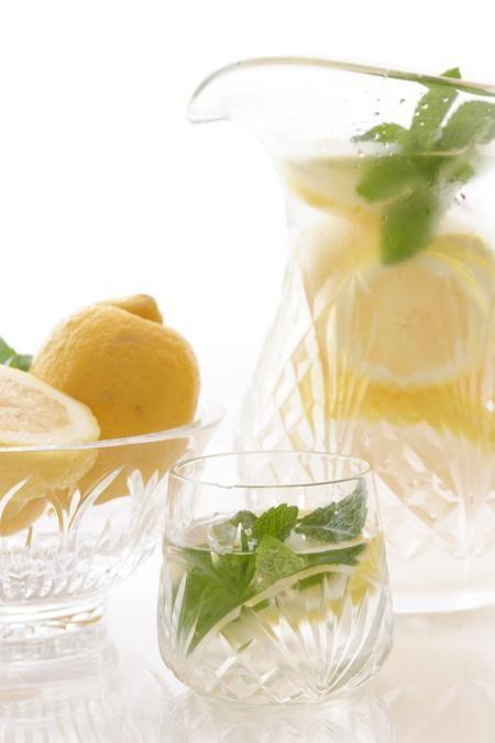acqua limone zenzero