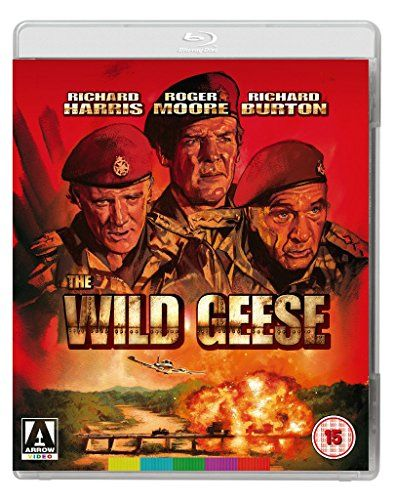 From 8.44 The Wild Geese [blu-ray]
