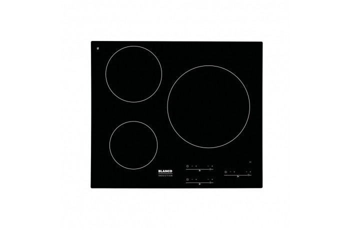 Blanco 60cm Induction Cooktop -   Easy programming and safety functions to give you peace of mind whilst cooking.