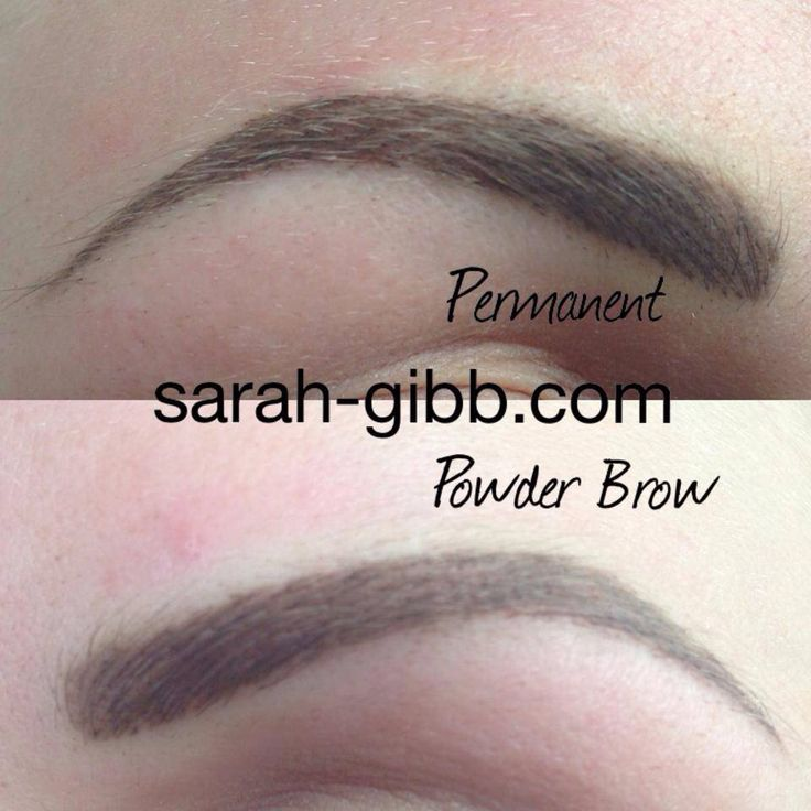 41 best images about makeup 3d on pinterest semi for Powder eyebrow tattoo