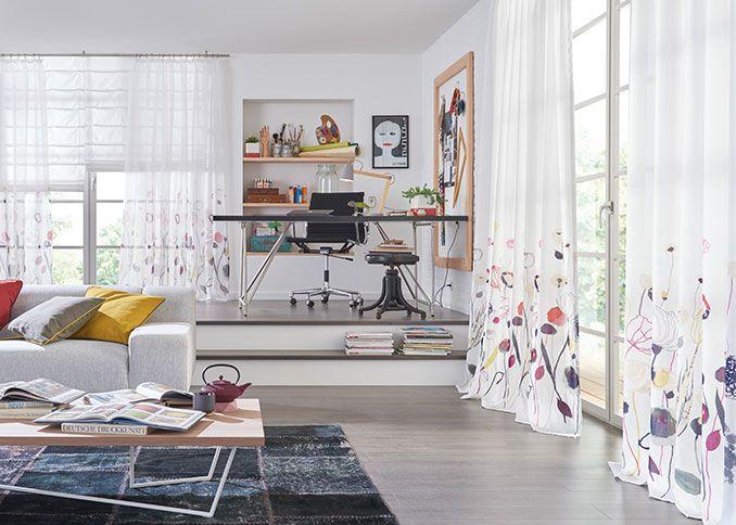 56 besten Gardinen und verführerische Vorhänge Bilder auf - wohnzimmer ideen vorhange