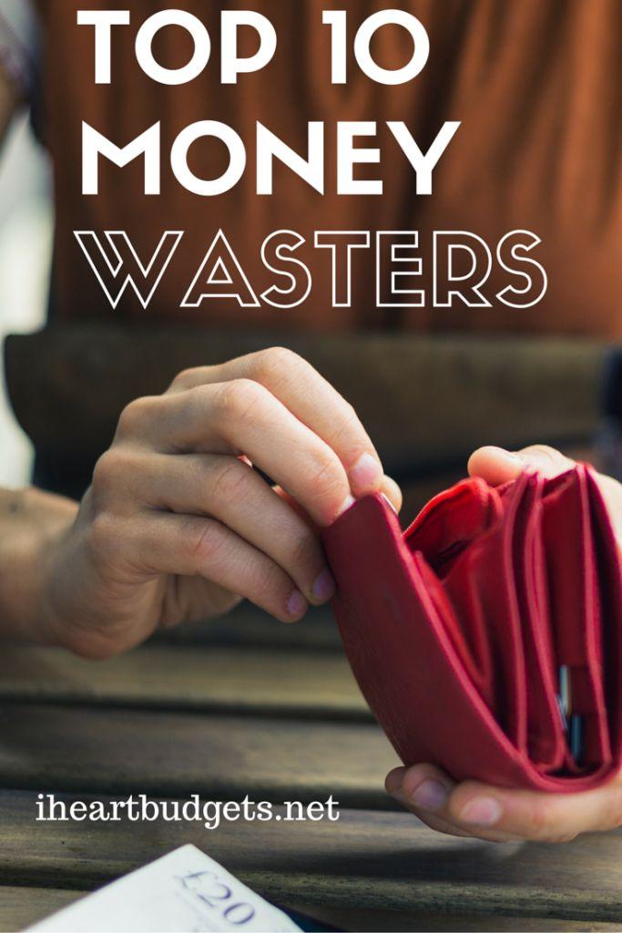 10 Things People Waste Money On