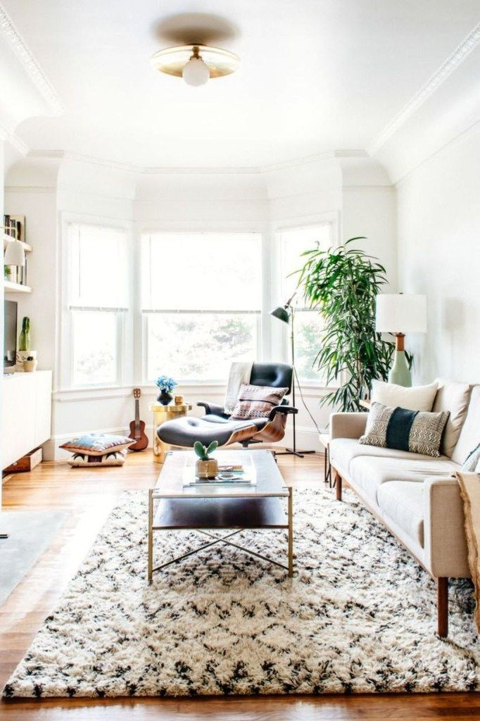 33 stunning bohemian living room design ideas modern mid century rh pinterest com