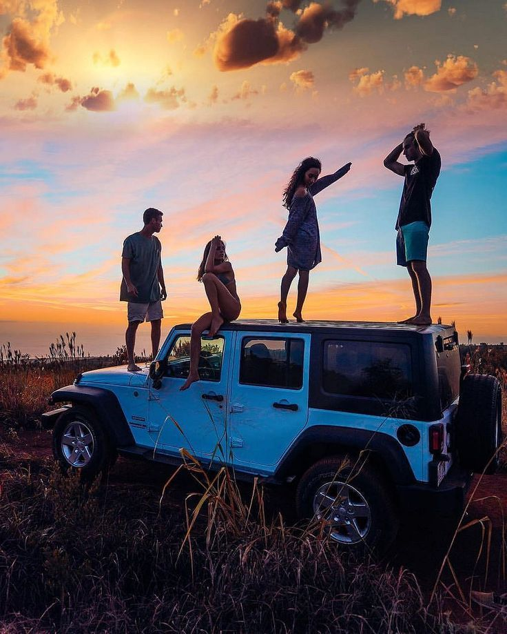 Jeep Pictures Sommerabenteuer – Summer days & Ge…