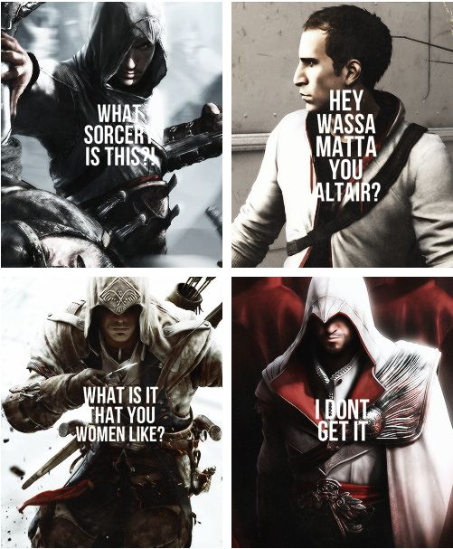 deep Assassin's Creed quotes