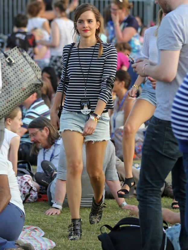 Emma Watson British Summer Time Festival