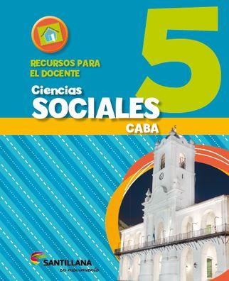 Ciencias sociales - Guías Santillana
