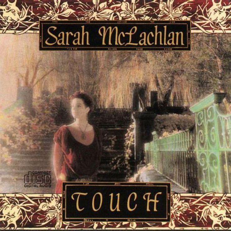Sarah McLachlan Touch music CD Holland