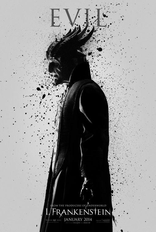 I, Frankenstein (2014, Comic-Con character)