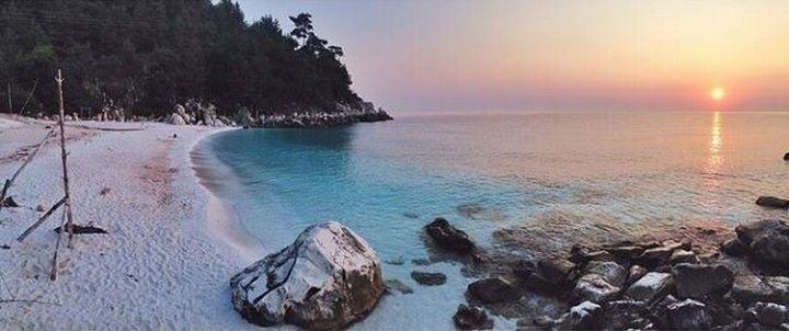 Saliara Beach @ #Thassos Island!