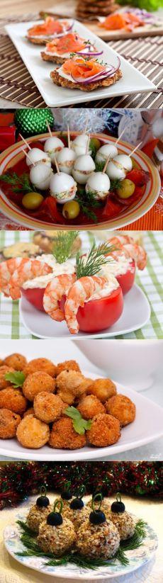 9 обалденных закусок для новогоднего стола