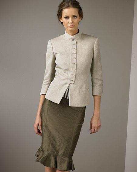 Купить стильный женский деловой костюм