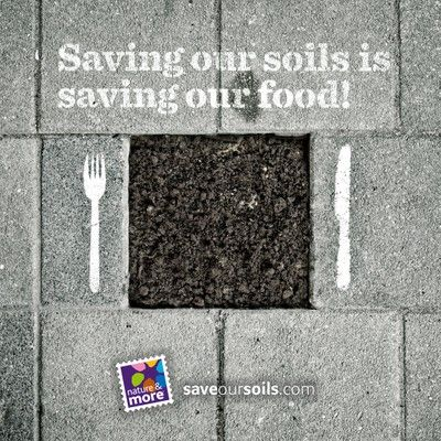 On World Soil Day, 5th December 2013, Save Our Soils celebrates its first anniversary with a special video release. The campaign was launched in Europe in 2012 by Nature & More and will run until 2015, the International Year of Soils. Counting more than 50 prominent partners and Vandana Shiva as the newly installed campaign patron, initiator Volkert Engelsman comments: 'We're just getting started. Soil is not seen as a sexy subject, but this guerrilla farming video will change that!'