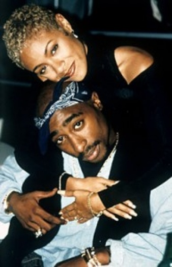 2Pac's heart ---Jada Pinkett Smith  in his own words (from doc Resurrection -interview by him)