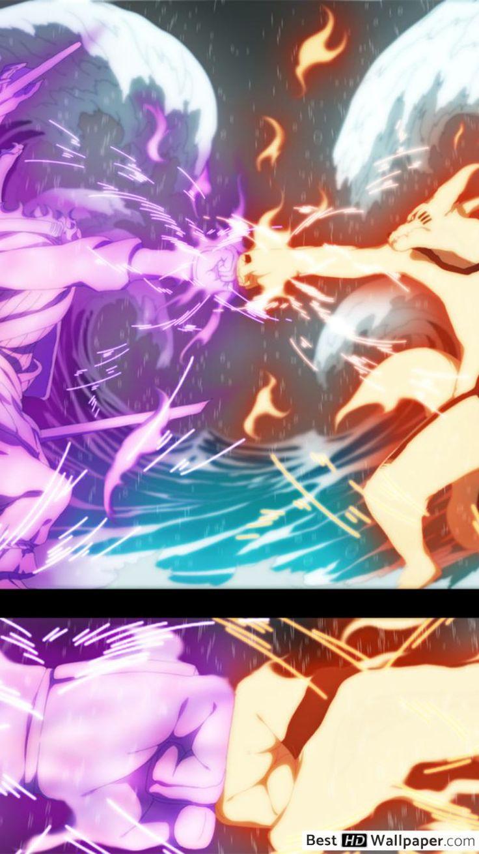 Naruto And Sasuke Wallpaper Iphone Narutoshippuden Naruto