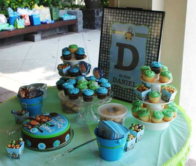 71 Best Images About Monkey Boy Baby Shower Birthday Party Ideas On Pinterest Banana Split