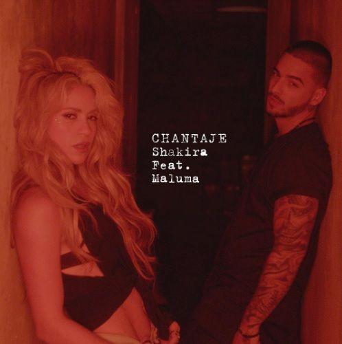 Descargar MP3: Shakira Ft. Maluma - Chantaje
