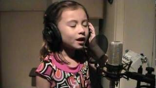 "O Holy Night - Incredible child singer 7 yrs old - plz ""Share"", via YouTube."