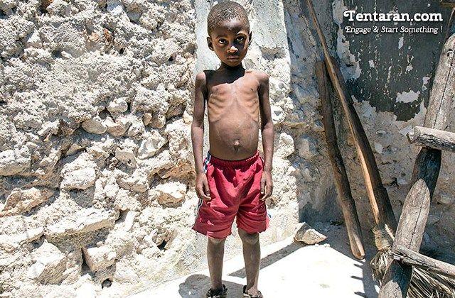 Major Food Crisis In Haiti After Hurricane Matthew
