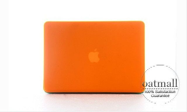 New Anti Glare Matte Rubberized Hard Cover for MacBook Air Case 13 inch 11 inch For Macbook skin laptop bag & Cases Accessories