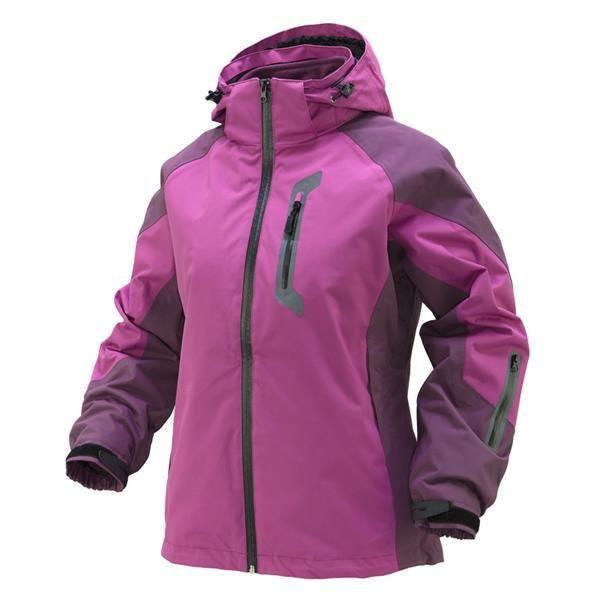 Зимняя спортивная куртка женская