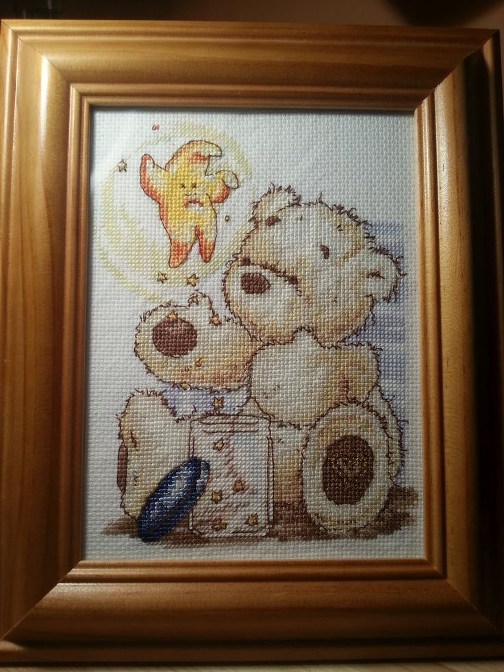 Lickle Ted Sweet Dreams The World of Cross Stitching Issue 167  Hardcopy