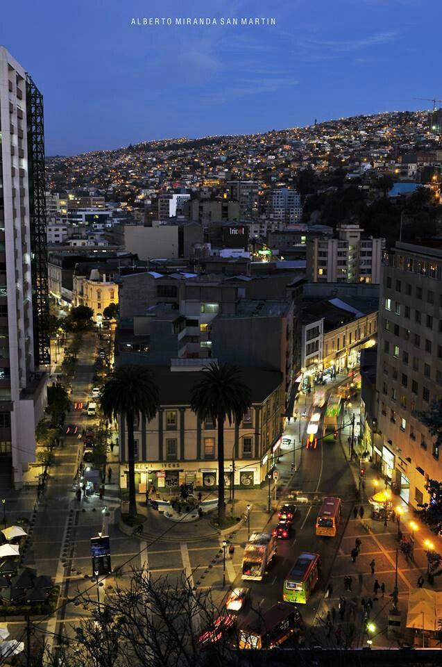 Valparaíso, Chile.
