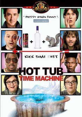 Hot Tub Time Machine (2010) movie #poster, #tshirt, #mousepad, #movieposters2