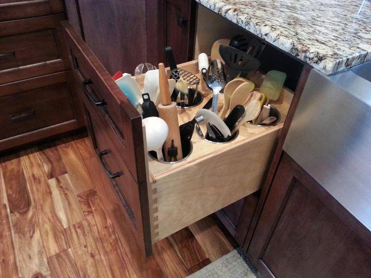 Muebles para ollas y utensilios