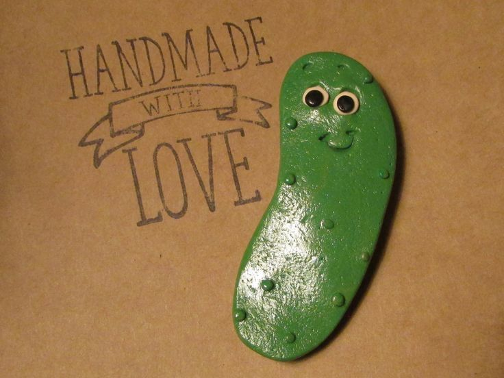 Pickle Magnet, Pickle Frig Magnet, Pickle Refrigerator Magnet, Pickle Decor, Pickle, Funny Pickle, Food Refrigerator Magnets, Unique Magnet by SamsSweetArt on Etsy