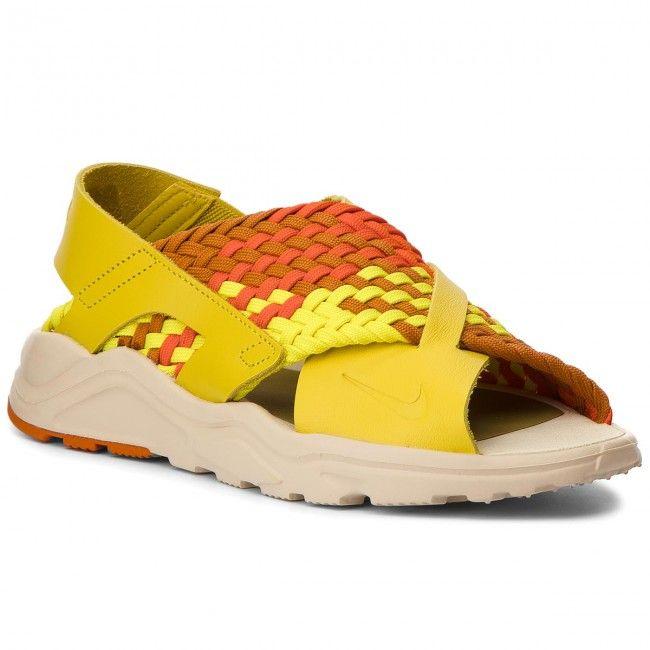 Ultra Bright Nike 701 Sandály Air Citron Huarache 885118 Yyb7f6g