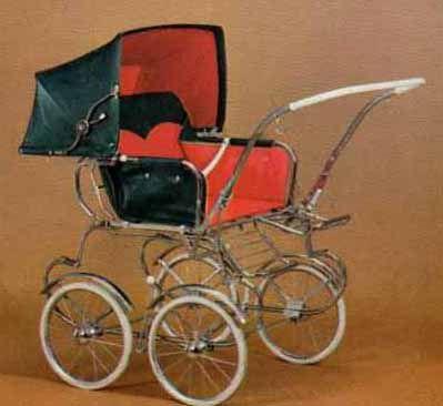 brio barnvagn jollyroom