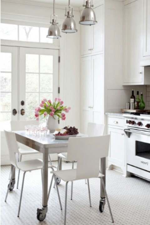17 Best Images About Kitchens With French Doors On