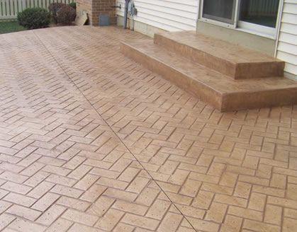 Best Concrete Patio Contractors Cary NC Install Patio Steps - Images of concrete patios