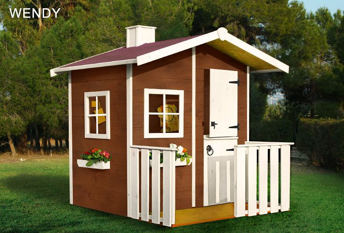 Best 25 casitas para perros ideas on pinterest casetas - Casas de madera para ninos ...