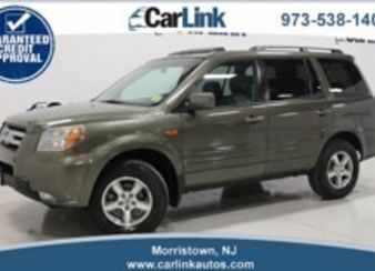 2006 Honda Pilot EX-L with NAVI Morristown NJ http://www.carlinkautos.com/