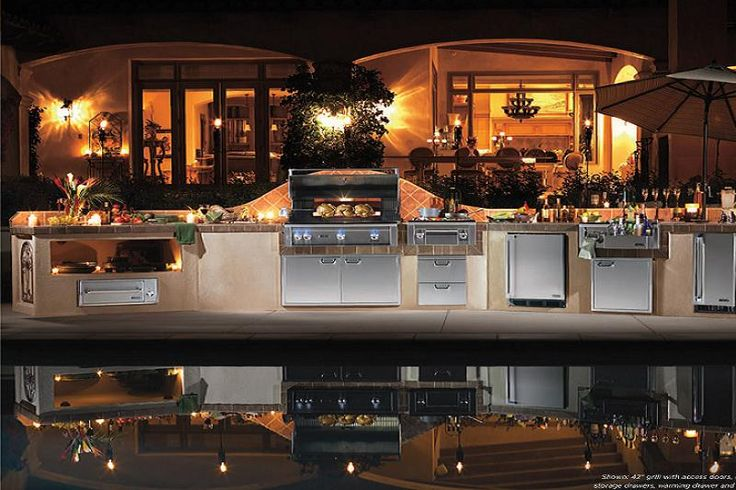 Outdoor Kitchen « Trexler Haines, Inc