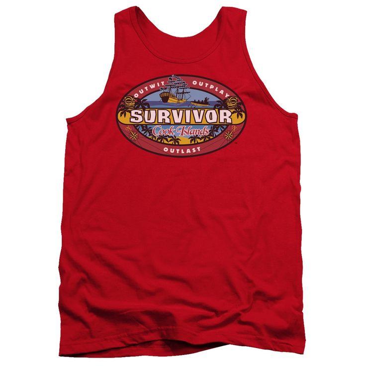 Survivor/Cook Islands Adult Tank in