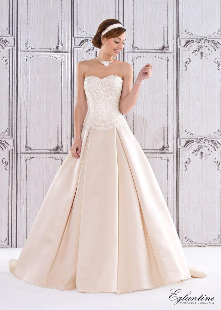 ... robe de mariée OASIS  Robes de mariée Collection 2016  Pinterest