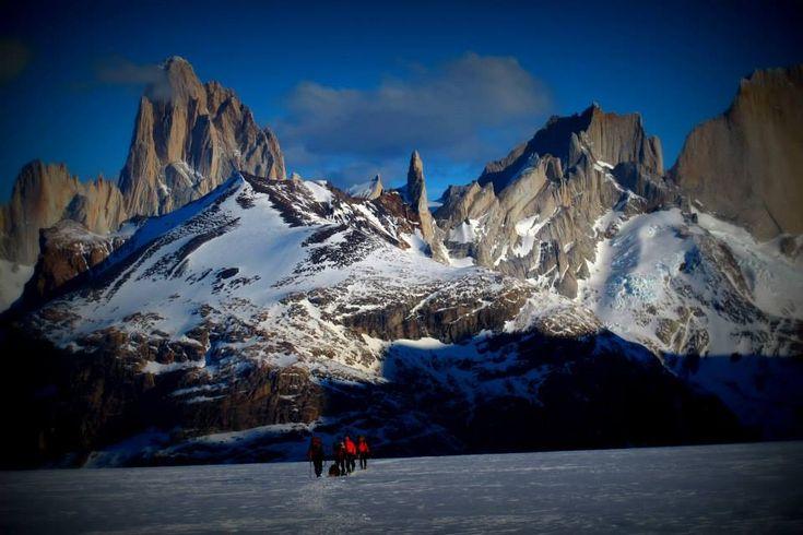 """""""Montaña que humea"""" o más conocido como El Chaltén, es uno de los centros turísticos de mayor jerarquía provincial, nacional e internacional. No es para m"""
