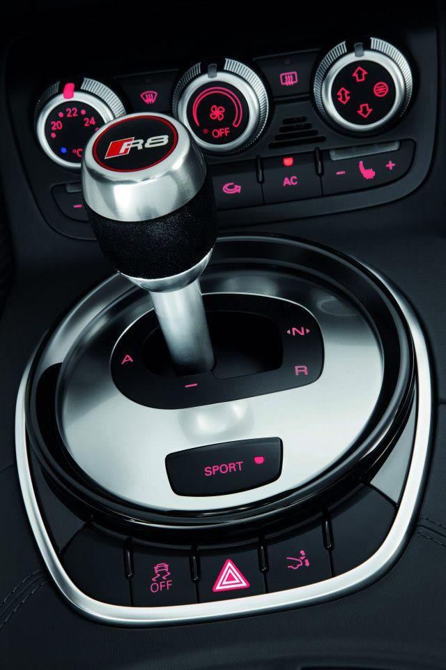 Audi unveils the new Audi R8 at 2013 Qatar Motorshow