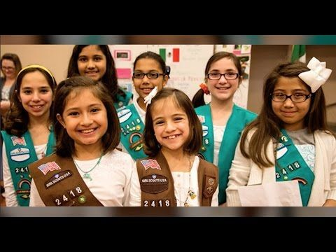 Dunwoody Nature Center Girl Scout Badges