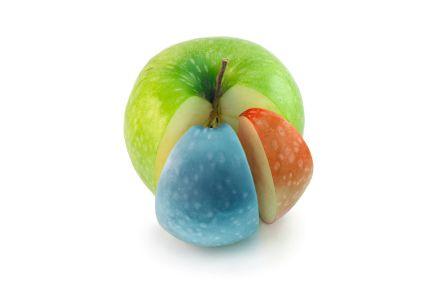 Proportiile de nutrienti in dieta