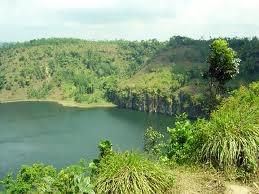 ranu agung lake in probolinggo city