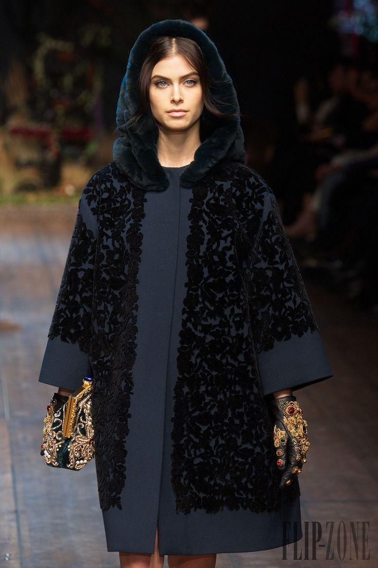 Дольче & Габбана [Dolce & Gabbana] - Прет-а-порте - Осень-Зима 2014-2015